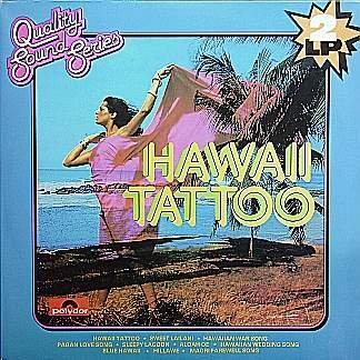 Price comparison product image Ray King / Malekowa Guitars / Roberto Delgado - Hawaii Tattoo - Polydor - 2670 180