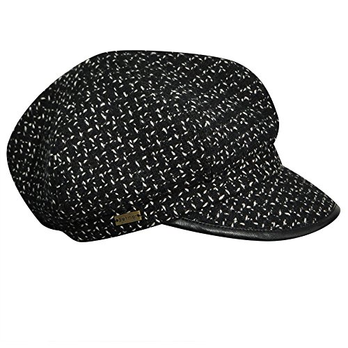 betmar-new-york-caron-wool-blend-cap-black