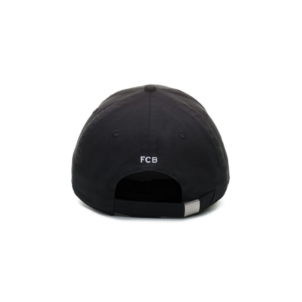 Fi Collection FC Barcelona Officially Licensed Adjustable Dad Hat Black
