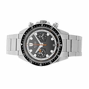 Tudor Heritage automatic-self-wind mens Watch 70330N-0001 (Certified Pre-owned)