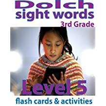 Dolch Sight Words Flash Cards & Activities: Level 5 (Sight Words: Reading Comprehension) 3rd Grade