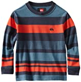 Quiksilver Big Boys' Reasoner Long Sleeve Knit Shirt