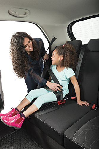 Image of the mifold Grab-and-Go Car Booster Seat, Slate Grey