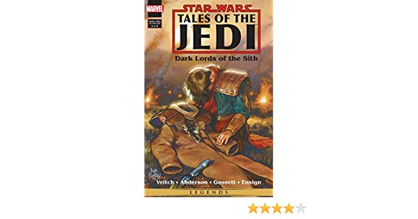 Amazon Star Wars Tales Of The Jedi Dark Lords Of The Sith