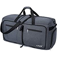 S-ZONE 85L Large Foldable Travel Duffle