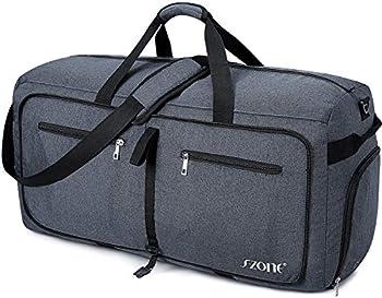 S-ZONE 85L Large Foldable Travel Duffle