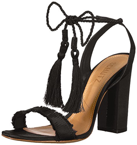 cheap Manchester Schutz Women's Primm Sandal Black outlet clearance countdown package cheap online cheap sale pictures factory outlet cheap online lf33Ed