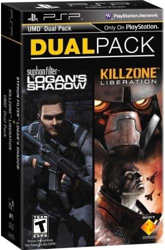 Sony Killzone: Liberation + Syphon Filter: LoganS Shadow Dual Pack, PSP PlayStation Portable (PSP) vídeo - Juego (PSP, PlayStation Portable (PSP), FPS (Disparos en primera persona), Modo multijugador, T (Teen)): Amazon.es: Videojuegos