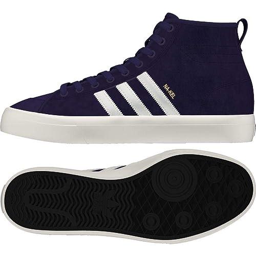 Adidas Skateboarding Matchcourt High RX Sneaker per Uomo Blu