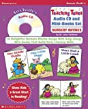 Teaching Tunes Audio Cd And Mini-books Set: Nursery Rhymes (prepack)