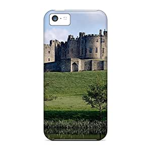 Tpu Cases Covers Compatible For Iphone 5c/ Hot Cases/ Northumberl Castle Engl