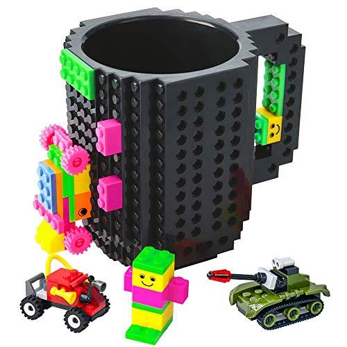 BOMENNE Build-On Brick Mug