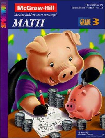 Spectrum Math, Grade 3 (McGraw-Hill Learning Materials (Math Learning Materials)