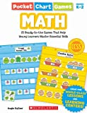 Pocket Chart Games: Math, Angie Kutzer, 0545280737