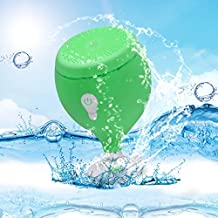 Waterproof Portable Wireless Mini Bluetooth Speaker 3.0 with 24-Hour Playtime, 66-Foot Bluetooth Range, Perfect Speaker for Dancing,Beach,Shower & Home(Green)
