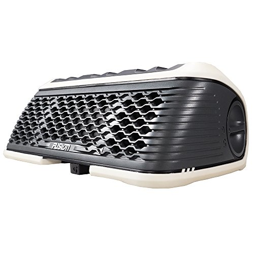 Fusion Entertainment WS-SA150W StereoActive Watersports AM/FM/WX/Bluetooth/USB Portable Stereo, White ()