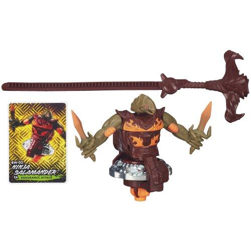 Beyblade Shogun Steel BeyWarriors BW-02 Ninja Salamander Battler