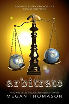 arbitrate (Daynight Book 2) by [Thomason, Megan]
