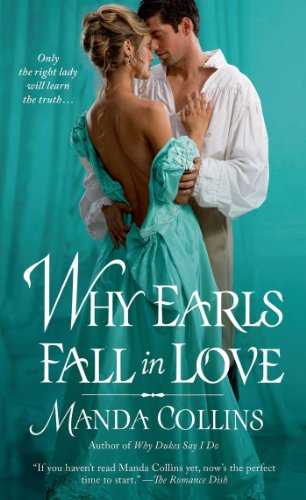book cover of Why Earls Fall in Love