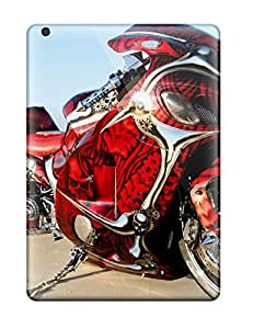 Fashion SOduWyy3979nNDmv Case Cover For Ipad Air(beautiful Motorcycles)