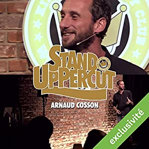 Stand UpPercut : Arnaud Cosson Hörspiel