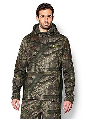 Under Armour Men's UA Armour Fleece Scent Control Ninja Hoodie