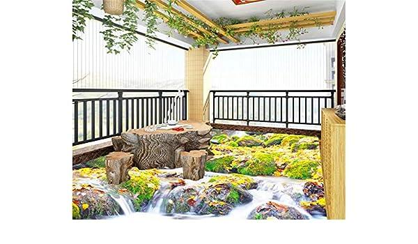 Moda Papel Tapiz 3D Moda Clásica Papel Tapiz Hermoso Golden Ranch ...