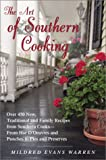 The Art of Southern Cooking, Mildred Evans Warren, 0517346648