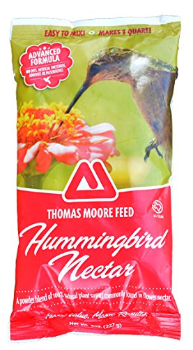 Thomas Moore Feed 2284 Hummingbird Nectar Powder by Thomas Moore Feed