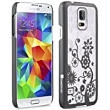 Galaxy S5 Case, GreatShield [TACT Design] Spring Flowers - Best Reviews Guide