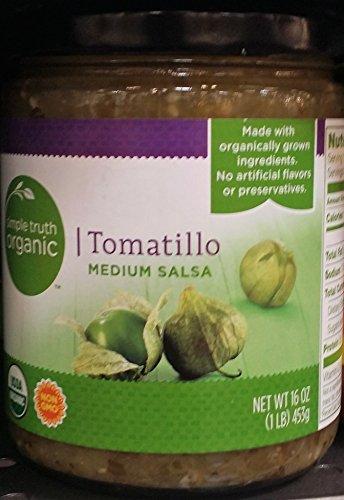 organic tomatillo salsa - 4