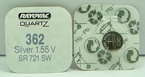 Rayovac Button Cell Watch Battery