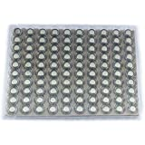 LR41 1.5V Button Cell Battery 100 pack (Replaces: LR41