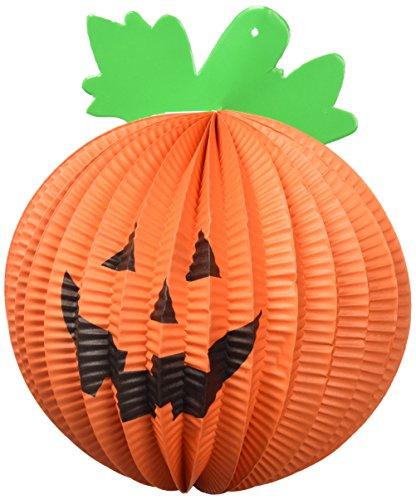 Susy Card 11417359Mini Lampion Figurines'Halloween', Single Pack ()