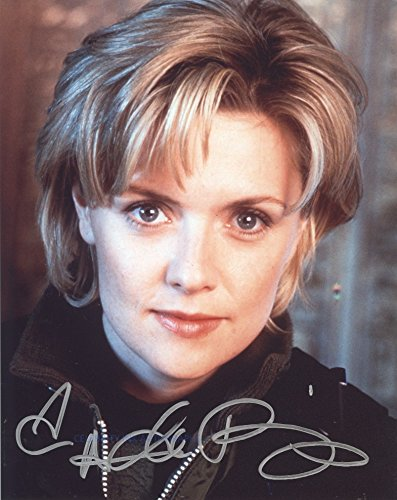 AMANDA TAPPING as Samantha Carter - Stargate SG-1 GENUINE AUTOGRAPH