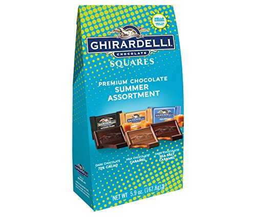 5.9 oz Ghirardelli Chocolates Summer Assortment