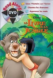 El Libro De La Selva (DVD Read Along) [Reino Unido