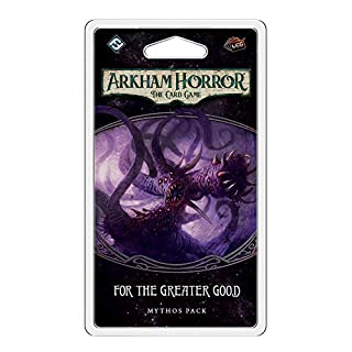 Fantasy Flight Games Arkham Horror LCG: for The Greater Good Mythos Pack