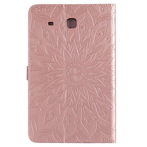 Samsung E Premium Tap 9 Galaxy Soft T560 Case Cover For Samsung with T561 Bumper 9 TPU Stand Protective Ougger 6