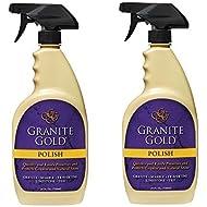 Granite Gold Granite Gold Polish GG0043, 24fl.oz.(750ml) (2 Pack)