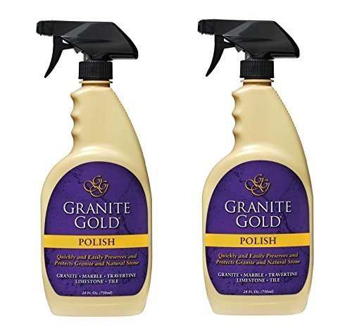Granite Gold Granite Gold Polish GG0043, 24fl.oz.(750ml) (2 Pack) by Granite Gold