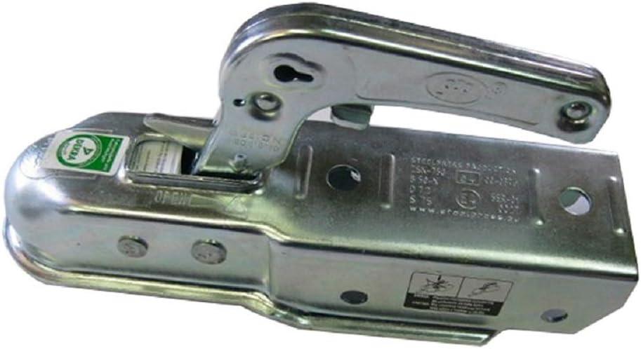 Enganche AL-KO Modelo AK 7 V E para remolques de un Solo Eje sin Frenos