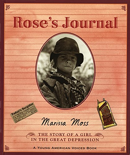 (Rose's Journal: The Story of a Girl in the Great)