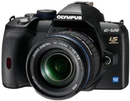 Olympus E-520 - Cámara Réflex Digital 10 MP (Cuerpo): Amazon.es ...
