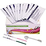 LotFancy Ovulation Prediction Kit and Pregnancy Test Strips with Urine Catcher
