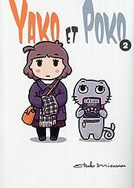 Yako et Poko, tome 2 par Etsuko Mizusawa