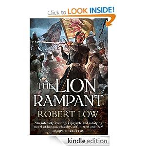The Lion Rampant (The Kingdom Series) Robert Low