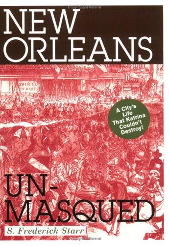 Read Online New Orleans Unmasqued pdf epub