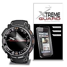 Premium XtremeGuard™ Screen Protector Cover for Casio Protrek PRW 2500 (Ultra Clear)