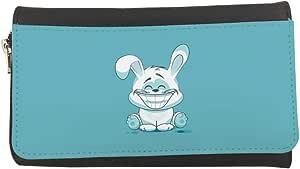محفظة مصنوعة من الجلد  بتصميم الشخصية المشاغبة - ارنب